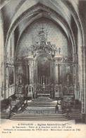 31 - Toulouse - Eglise Saint-Nicolas, Le Sanctuaire, Voûte, Maître-Autel - Toulouse