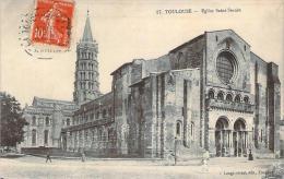31 - Toulouse - Eglise Saint-Sernin - Toulouse