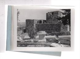 CARNET INCOMPLET  6  PHOTO DU LIBAN BEYROUTH 12 PAR 17 CM