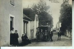 THEZE La Grande Rue - Autres Communes