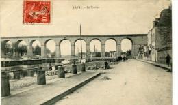 CPA 53 LAVAL LE VIADUC 1910 - Laval