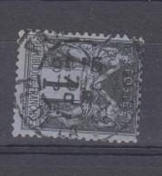 Yvert 83 Belle Oblitération Paris - 1876-1898 Sage (Type II)