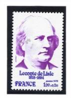 France N° 1988 ** Lecomte De Lisle Cote 0,75€ - France