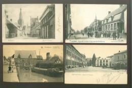 Beau lot de 60 cartes postales de Belgique   Mooi lot van 60 postkaarten van Belgi�  -  60 scans