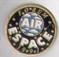 Forum Air Espace 1991 - Ruimtevaart