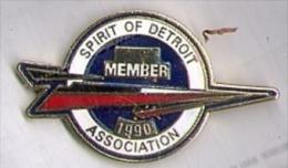 Spirit Of Detroit Member Association - Raumfahrt