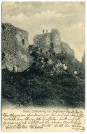 XD.107.  Ruine Schlossberg Bei BOPFINGEN - 1906 - Unclassified