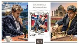 Niger. 2015 World Chess Championship. (116b) - Schaken