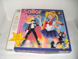 MB - SAILOR  MOON  Il  Gioco - Juegos De Sociedad