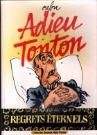 CABU, ADIEU TONTON - Cabu