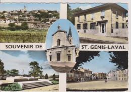 St-Genis-Laval   -  Souvenir - Francia