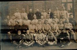 CARTE PHOTO  Militaire 1914-18 , à Identifier , - Guerre 1914-18