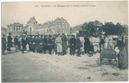 VERSAILLES - La Musique Du 1° Génie - Versailles