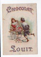 331 I ) CHOCOLAT LOUIT - Publicité