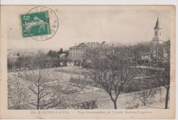St-Genis-Laval   -  Vue D'ensemble De L'Asile Sainte-Eugénie - Autres Communes