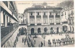 SAN SEBASTIAN - Llegada De Los Reyes - Guipúzcoa (San Sebastián)