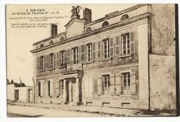 ILE D'AIX  La Maison De NAPOLEON  1er. - France