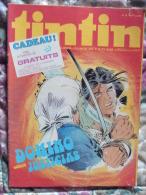 Journal TINTIN -   Ed. Belge.  1977 ° 11 Mai°  N°20.  ( Couverture: Chéret, Van Hamme ) - Tintin