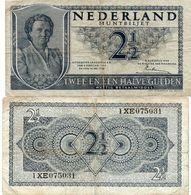 INDONESIA 1939 DE JAVASCHE BANK VIJF GULDEN (f VF) Pk 78b - Nederlands-Indië