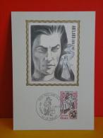 FDC- Carte Maxi, Abélard 1079/1142 - 44 Le Pallet - 9.6.1979 - 1er Jour, Coté 2 € - Cartes-Maximum