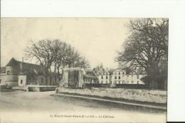 FR1929    ---  LE MESNIL SAINT DENIS   --  LE CHATEAU  --   1907 - Le Mesnil Saint Denis