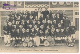 60 - LIANCOURT - Patronage 1910 - Les Jeunes Liancourtois - Liancourt