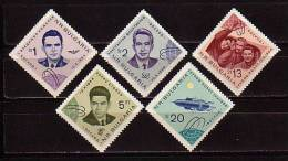 BULGARIA \ BULGARIE - 1965 - Espace - Voshod 1 - Perf.** - Bulgarie