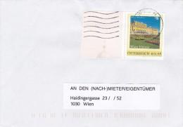"""1310x: Personalisierte """"Schloss Schönbrunn"""" Aus Österreich: Bedarfsbrief - Autriche"""
