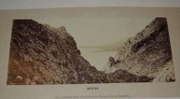 Photographie XIXème - MENTON - ALPES-MARITIMES - Foto