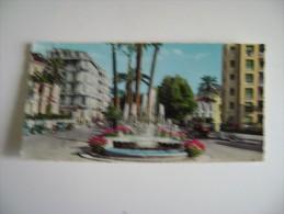 SAN REMO    BABY  CARD   LIGURIA      VIAGGIATA  COME DA FOTO  ACQUERELLATA - San Remo