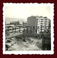 PORTUGAL - LISBOA - SANTA APOLONIA - UMAS OBRAS - 1964 REAL PHOTO - Photographs