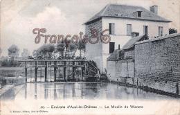 (62) Environs D'Auxi Le Chateau - Le Moulin De Wavans - 2 SCANS - Auxi Le Chateau