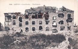 (62) Liévin - Les Ecoles  - 2 SCANS - Lievin