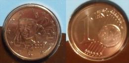 2008 - France - 1 CENT EURO, Scellée BU, KM 1282 - France