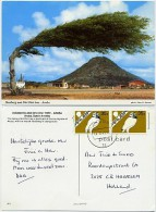 Aruba - Hooiberg And Divi Divi Tree - Used 1999 - Stamps - Aruba