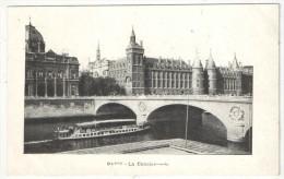 75 - PARIS 1 - La Conciergerie - Arrondissement: 01