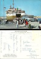 Adriatica Società Di Navigazione - Venezia - Nave M/N Appia - Anni '60 - Non Classificati