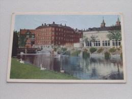 Odense Munkemose - Anno 1950 ( Zie Foto´s Voor Details ) !! - Danemark