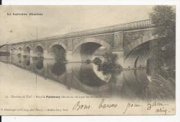 Fontenoy Sur Moselle      Pont Detruit En 1871 Par Les FrancsTtireurs GUERRE 1870 - France