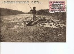 Ruanda-Urundi - La Kagera ( Carte Postale De 1918 à Voir) - Ruanda-Urundi