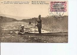 Ruanda-Urundi - Marais De La Kagera ( Carte Postale De 1918 à Voir) - Ruanda-Urundi