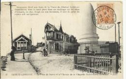 1918 Ste Adresse Postes Belge  Belgische Post  Dernier jour, laatste dag van gebruik