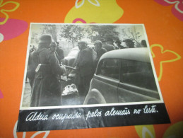 Photo Press German Russia Russian Prisoners Guerre WWII - Documents