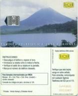 Telefonkarte Costa Rica - Berglandschaft
