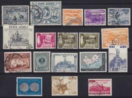 1233(4). Peru, Stamp Accumulation - Peru