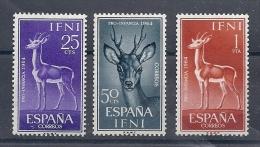140019300   IFNI  EDIFIL   Nº   203/5  **/MNH - Ifni