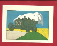BFO-11  Litho Züst. Collection Affiches Musée Suisse Des Transports. Non Circulé - Passenger Cars