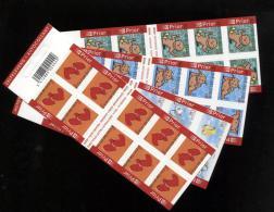Belgie Boekje Carnet 2005 B50/53 3401/05 - Booklets 1953-....