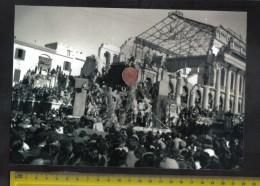 MALTA - PHOTO OF THE  CARNIVAL IN VALLETTA   1930 - Reproductions