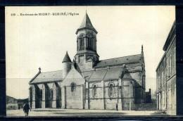 CPA . ECHIRE . L' Eglise . Voir Recto Verso   (T221) - France